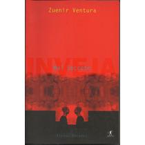 Livro - Plenos Pecados Mal Secreto (inveja) Zuenir Ventura