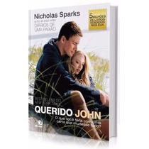 Livro - Querido John - Nicholas Sparks - Novo - Lacrado
