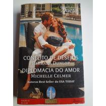 Livro Harlequin Desejo Dueto 2 Historia Ed. 42