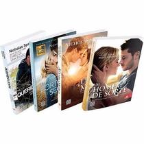 Box 4 Livros Combo Nicholas Sparks