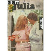Julia Florzinha Um Homem Irresistivel Jane Arbor Nº142