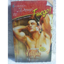 Romance Harlequin Desejo Fuego! Nº05 - Frete Grátis