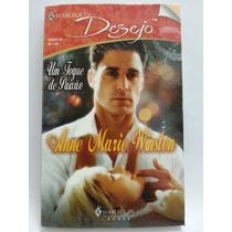 Romance: Desejo Harlequin Nº066 A. M. Winston - Frete Grátis