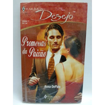 Romance: Desejo Harlequin Nº077 Anna Depalo - Frete Grátis