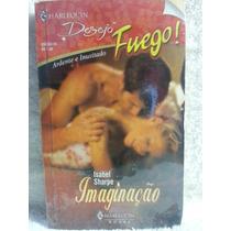 Romance Harlequin Desejo Fuego! Nº03 - Frete Grátis