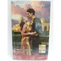 Romance: Desejo Harlequin Nº161 Olivia Gates - Frete Grátis