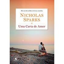 Livro - Uma Carta De Amor - Nicholas Sparks