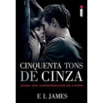 Cinquenta Tons De Cinza Livro Capa Do Filme E L James