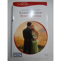 Livro Harlequin Paixão Lynne Graham Momento De Amar Ed. 347