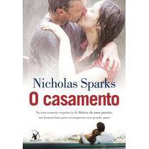 O Casamento Livro Nicholas Sparks