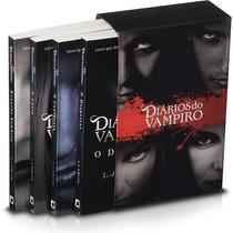Box Diários Do Vampiro (4 Livros)