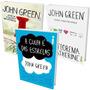 Coleção John Green - 3 Volumes - A Culpa É Das Estrelas - Fg