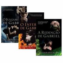 Coleção O Inferno De Gabriel 3 Livros Lacrados
