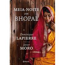 Livro Meia-noite Em Bhopal Dominique Lapierre E Javier Moro