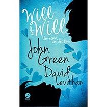 Livro - Will & Will Um Nome , Um Destino - John Green