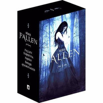 Coleção - Box Série Fallen - 05 Volumes - Lauren Kate
