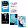 Kit John Green ( 5 Livros) A Culpa É Das Estrelas + 4 - Novo