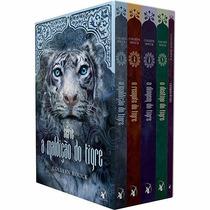 Box Coleção A Saga Do Tigre - 5 Livros Novos- Frete Grátis