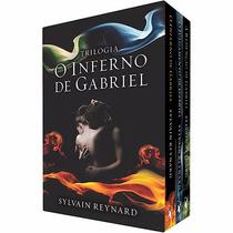 Box O Inferno De Gabriel - Trilogia 3 Livros + Nf