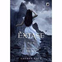 Livro Êxtase - Lauren Kat - Volume 4 Da Série Fallen - Novo