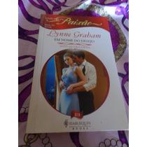 Em Nome Do Desejo - Lynne Graham