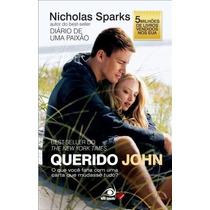 Livro - Querido John - Nicholas Sparks- Edição De Bolso