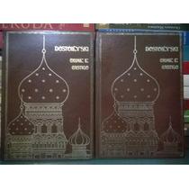 Livro Crime E Castigo - Em 2 Volumes - Dostooiévski