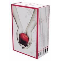 Box Saga Crepúsculo - Caixa Com 5 Livros - Stephenie Meyer