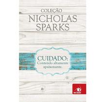 Coleção Nicholas Sparks (4 Livros) - Novos E Lacrados