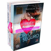 Lote Livros Nicholas Sparks 3 Vol Lacrado Querido John Porto