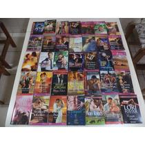 Lote De Livros De Romance Harlequim Diversos , 35 Livros !!!