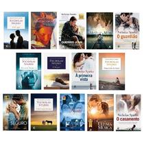 Kit Livros - Coleção Nicholas Sparks (14 Livros) #
