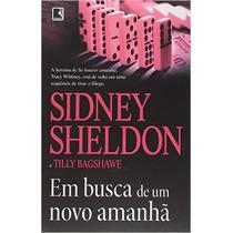 Em Busca De Um Novo Amanhã Livro Sidney Sheldon