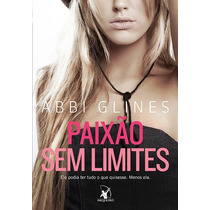 Paixão Sem Limites - Livro