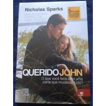 Livro Querido John - Nicholas Sparks - Romance - Lacrado