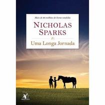 Livro - Uma Longa Jornada - Nicholas Sparks - Lacrado