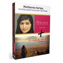 Malala + Cidade Do Sol Viviana Mazza Khaled Hosseini 2 Livro