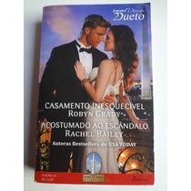 Livro Harlequin Desejo Dueto 2 Historia Ed. 43