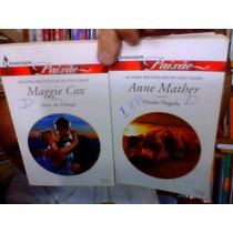 Lote De 10 Livros Romances Harlequin Paixao