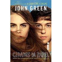Livro Cidades De Papel - John Green - Novo - Lacrado