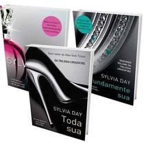 Kit Livros - Série Crossfire (3 Volumes) Sylvia Day