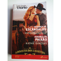 Livro Harlequin Desejo Dueto 2 Historia Ed. 61