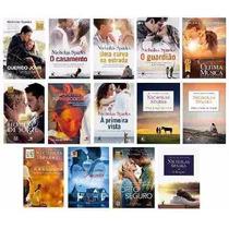Kit Livros - Coleção Nicholas Sparks (14 Livros) - Lacrados