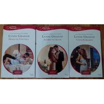 Lynne Graham Harlequin Casamentos Ordenados Trilogia