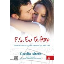 Livro P. S. Eu Te Amo - Cecelia Ahern - Português - Lacrado