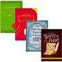 Kit Biblioteca Hogwarts + Universo Harry Potter (4 Livros) #