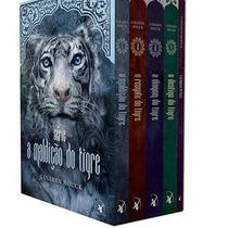 Box A Maldição Do Tigre (5 Volumes)