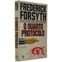 O Quarto Protocolo Frederick Forsyth Livro