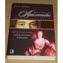 Mentes Apaixonadas David Bodanis Livro Novo