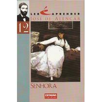 Livro Senhora- José De Alencar- Edit. Click/ Estadão